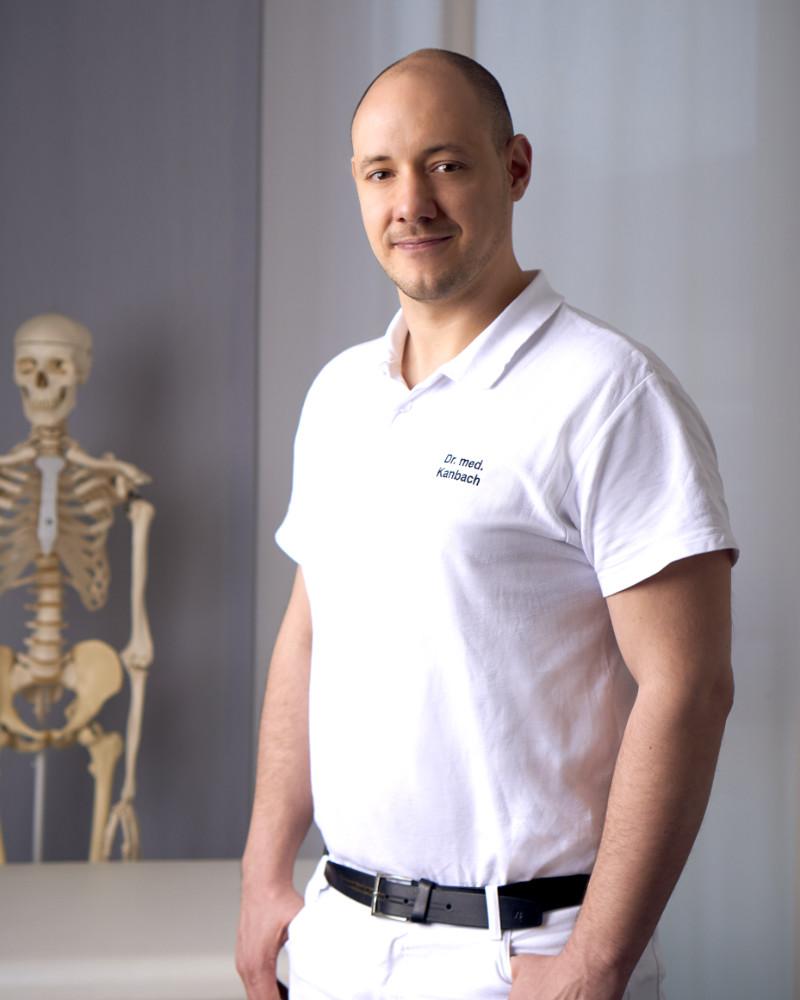 Dr. med. Kanbach