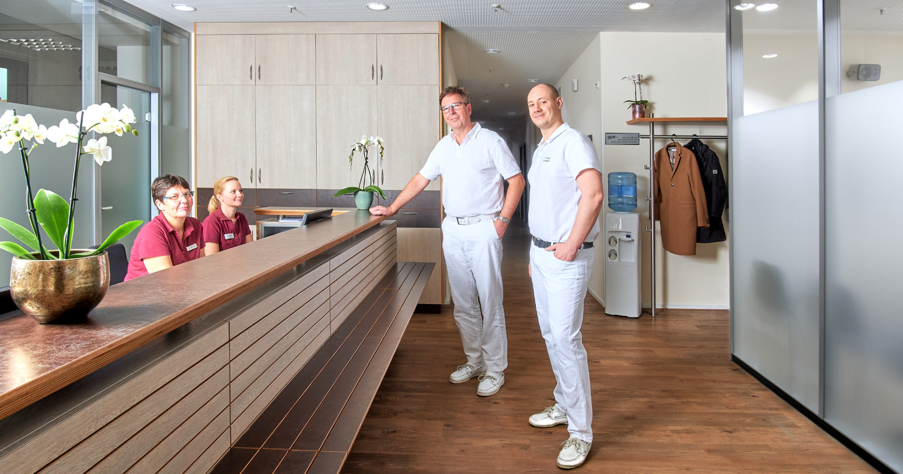 Orthopäden Neuer Mohnhof Empfang